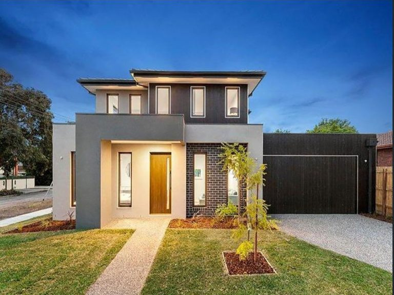 murrumbeena two house development, joint venture