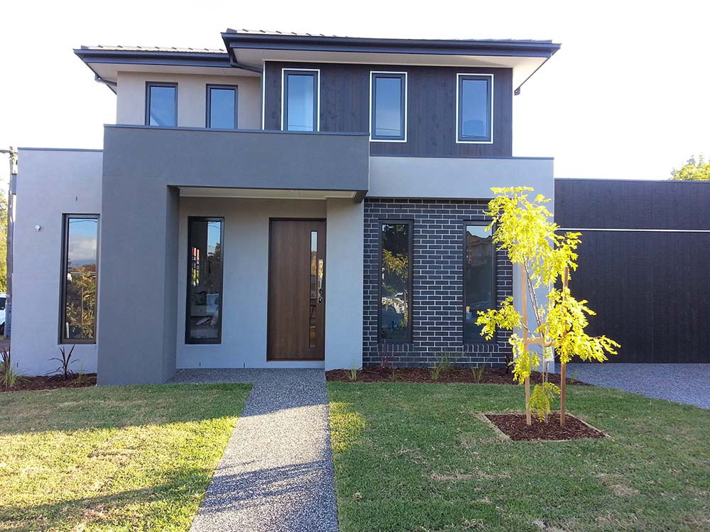 murrumbeena two house development, joint venture