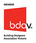 Building Designers Association Victoria BDAV logo