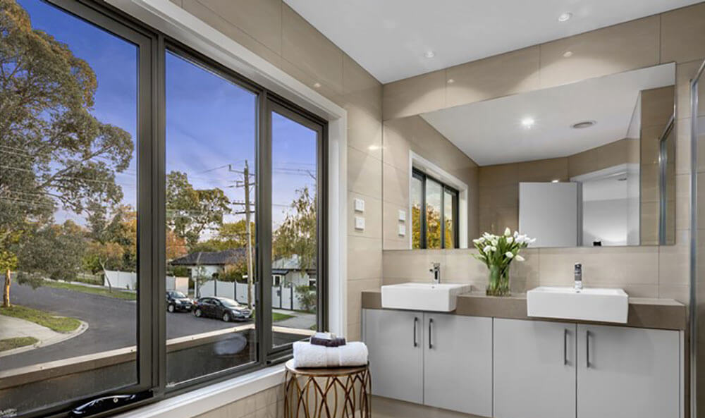 upper storey house extension Melbourne